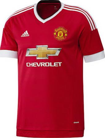 Maillot Domicile Manchester United nouveau